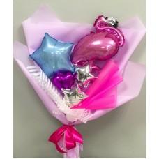 Букет из шаров Фламинго