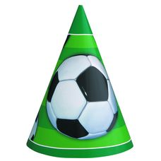 Колпачки праздничные Футбол