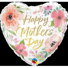 Шар сердце День мамы