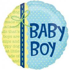 Шар Baby boy