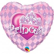 """Фольгированный шар """"Princess"""""""